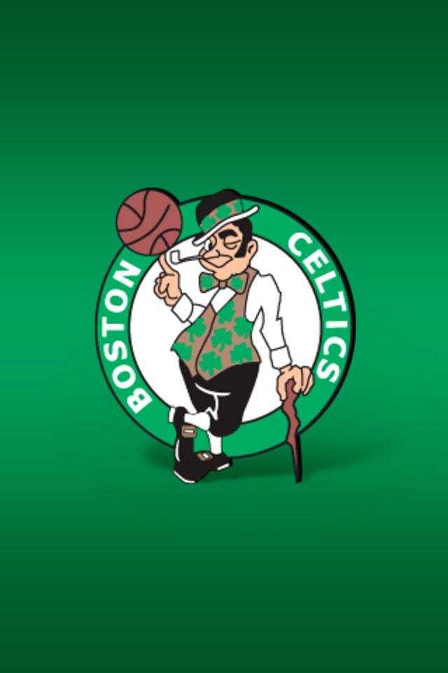 Boston Celtics Wallpaper Logo - WallpaperSafari