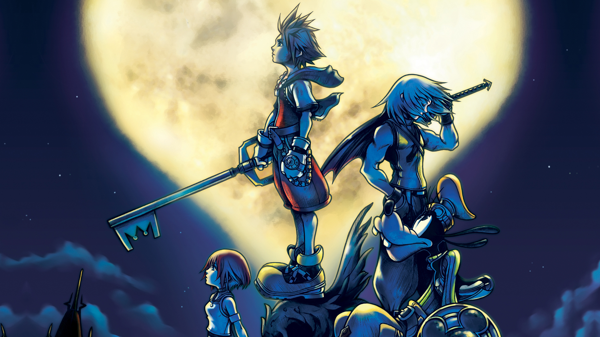 hd wallpaper Kingdom Hearts Wallpaper HD 1920x1080