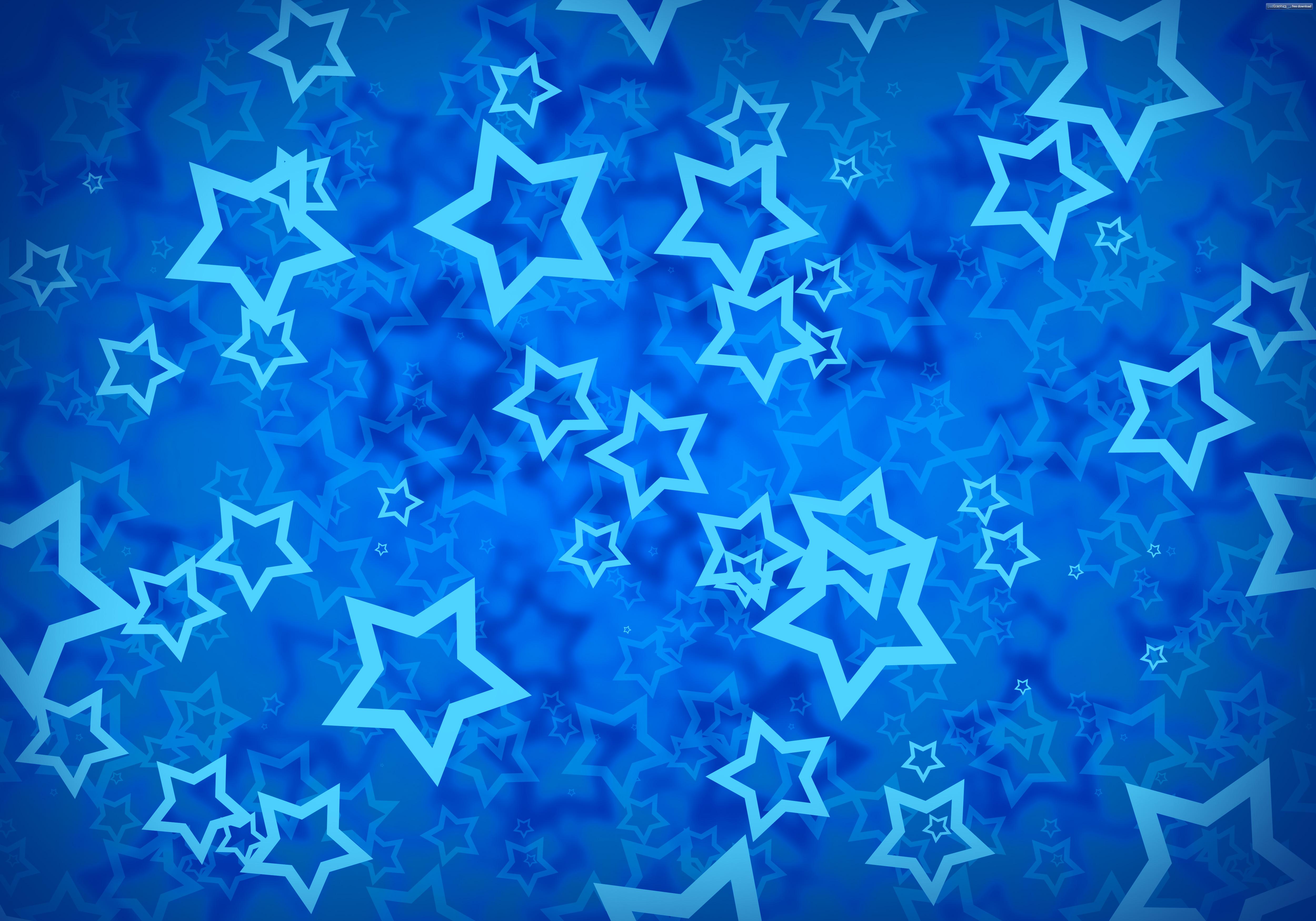 Stars background PSDGraphics 5000x3500