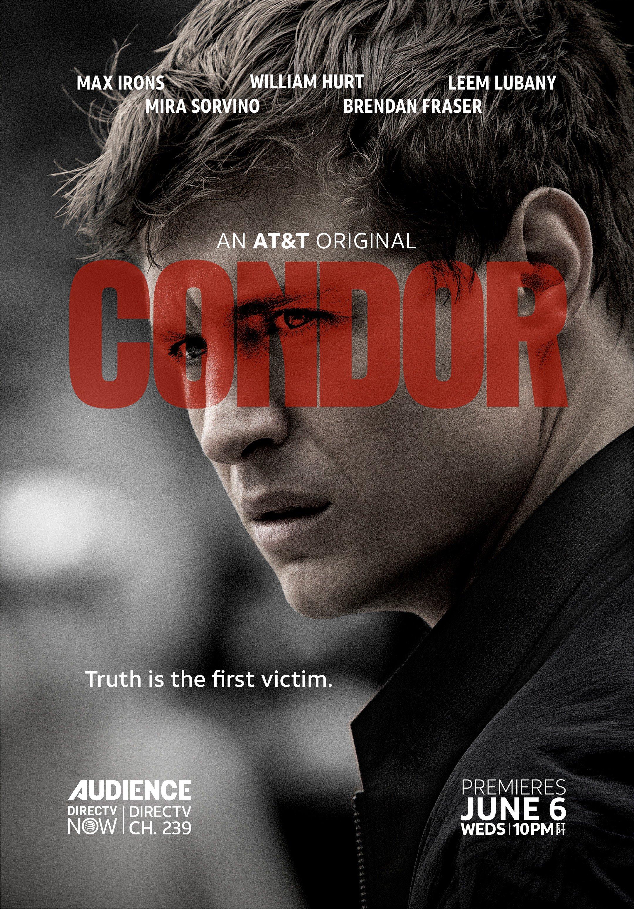 Condor TV Series 2018   IMDb 2160x3096