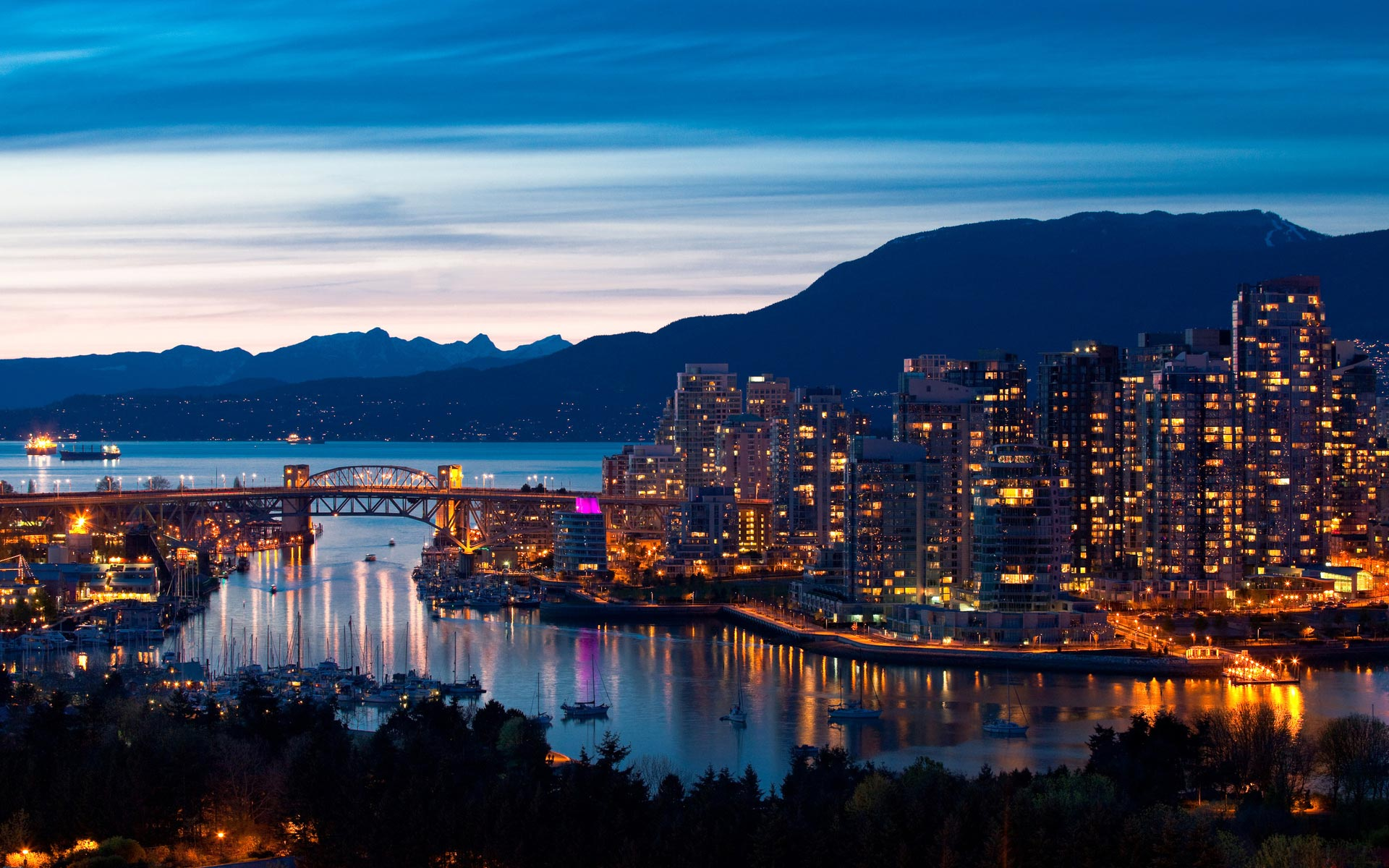 Vancouver HD Wallpapers 1920x1200