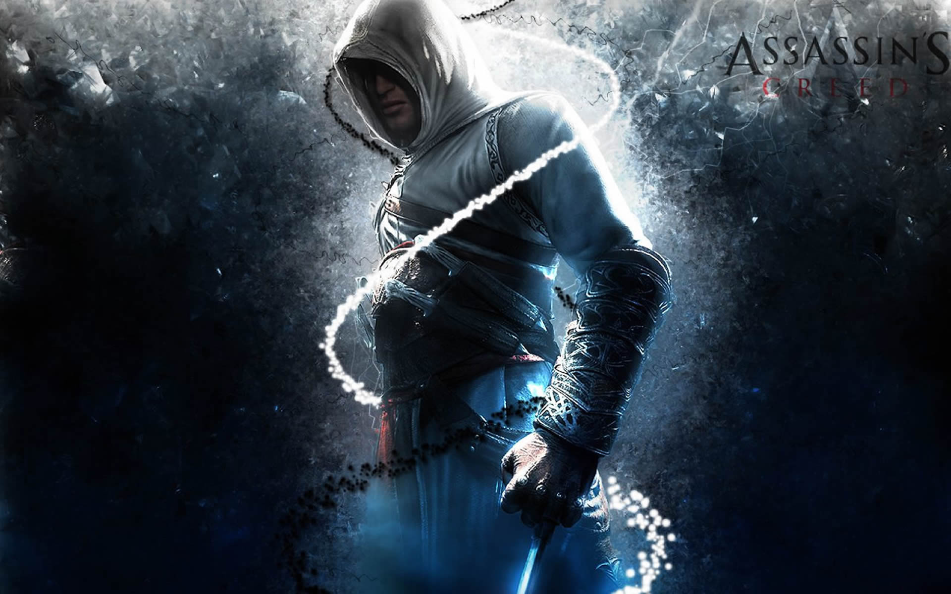Free Download Altair The Assassins Wallpaper 32687175 1920x1200