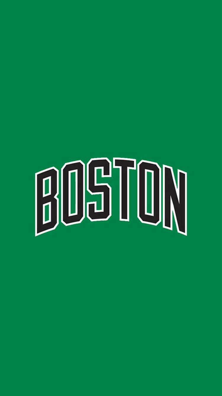 Boston Celtics iPhone 6 Wallpaper iPhone 6 Wallpapers 750x1334
