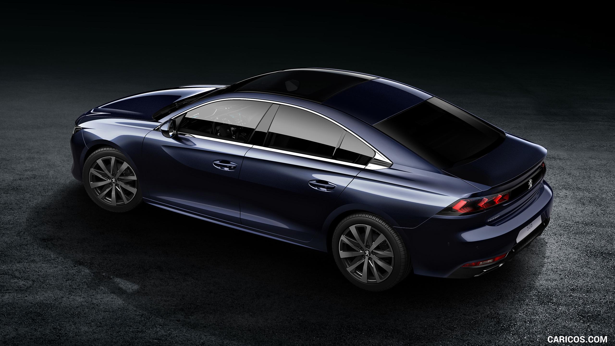 2019 Peugeot 508   Top HD Wallpaper 31 2560x1440