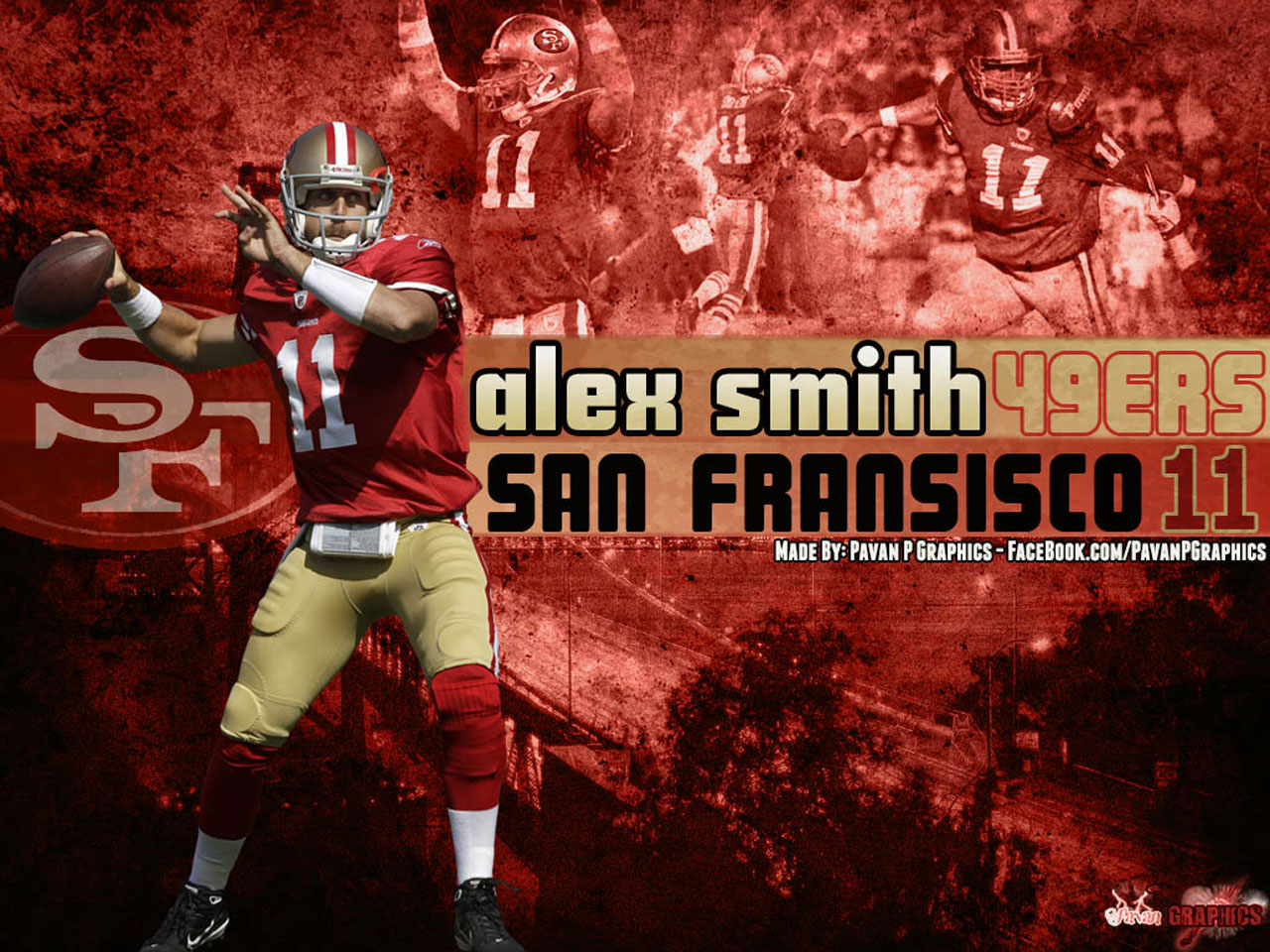 Awesome San Francisco 49ers wallpaper San Francisco 49ers wallpapers 1280x960