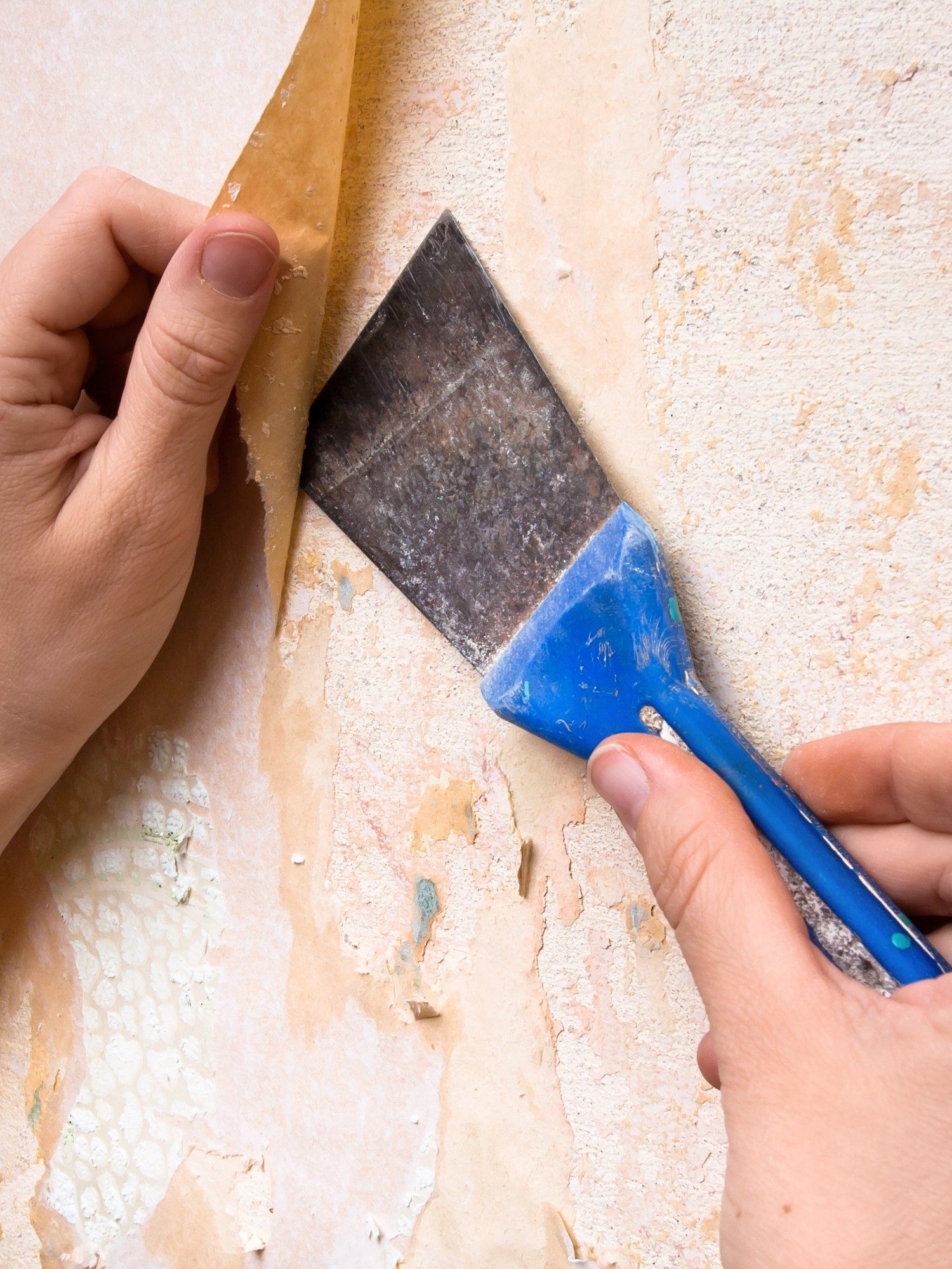 How To Remove Wallpaper Glue in 5 Simple Steps Architectural Digest 1500x2000