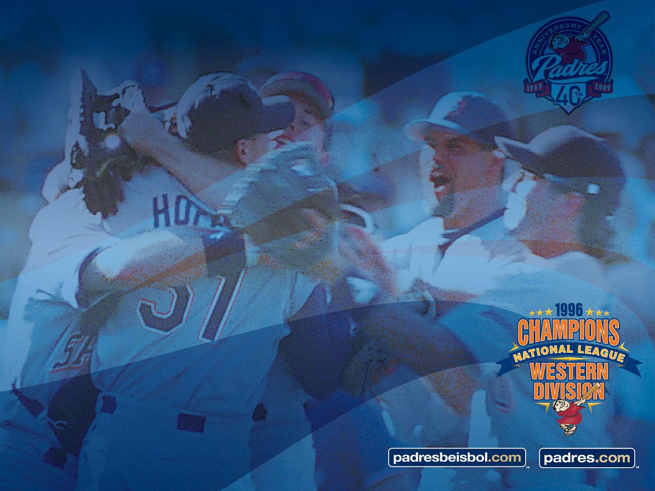 Download San Diego Padres wallpaper Padres Champions Wallpaper 1280x960