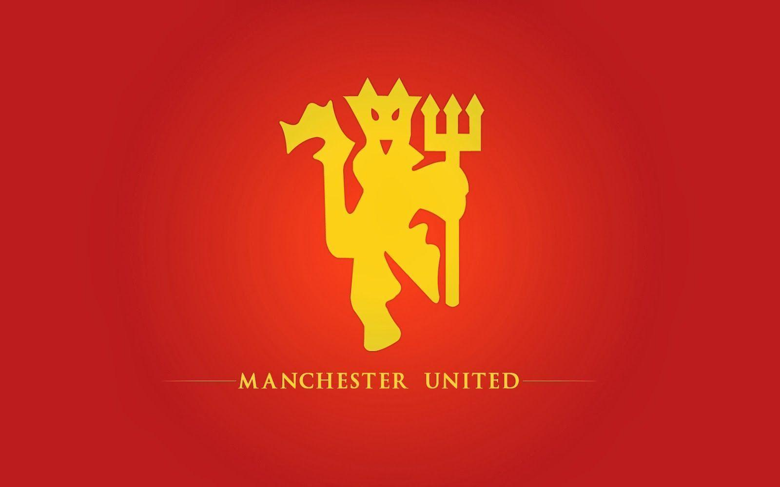 Manchester United Logo Wallpapers HD 2015 1600x1000