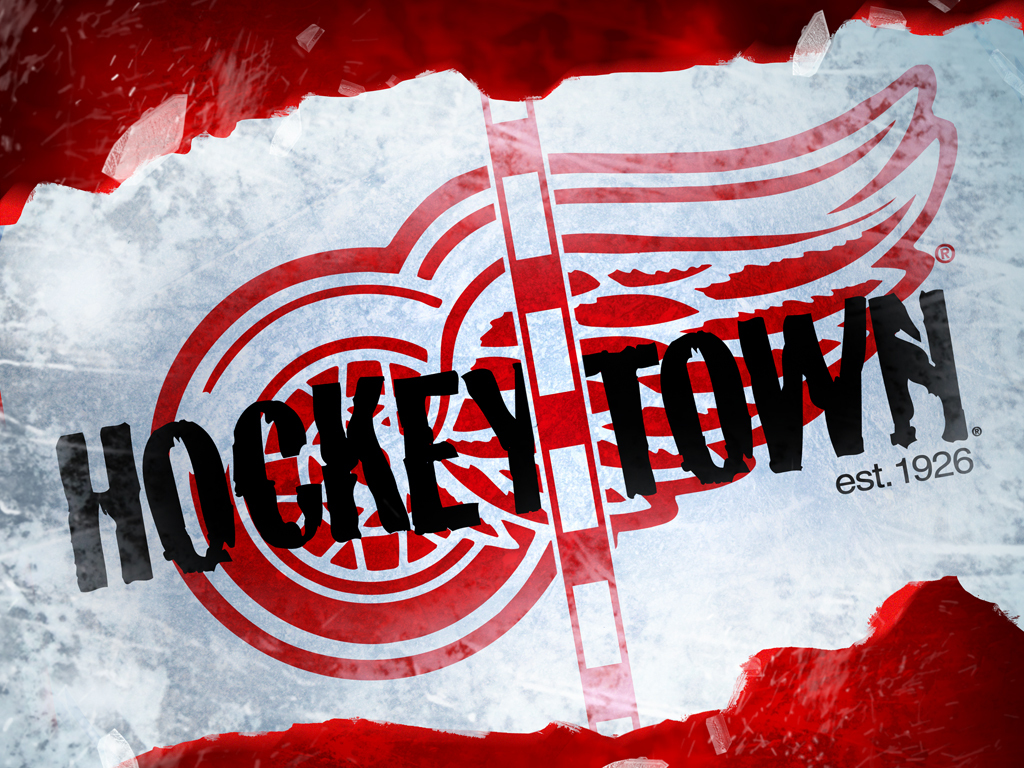 Detroit Red Wings wallpapers Detroit Red Wings 1024x768