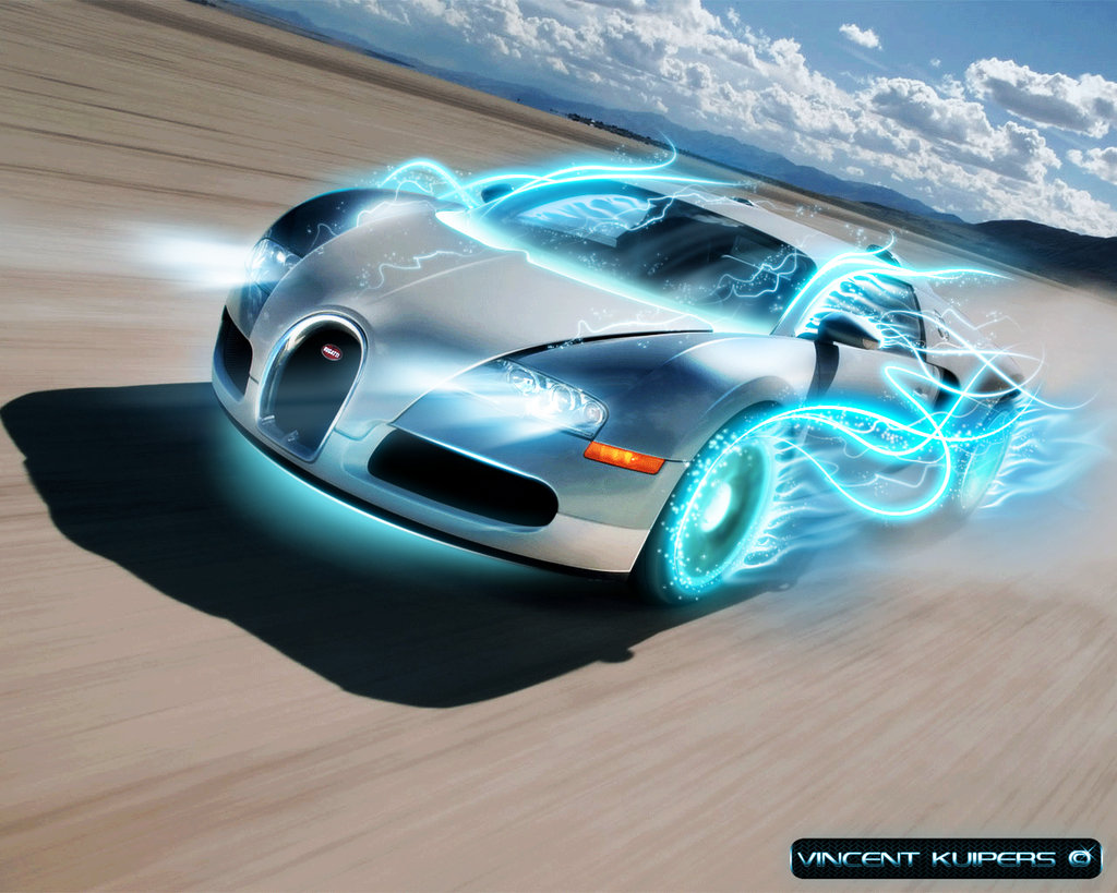 Avenger blog Bugatti Veyron Wallpaper 1024x819