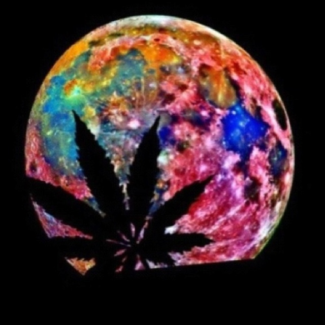 Trippy Live Wallpaper: Trippy Pot Leaf Wallpapers