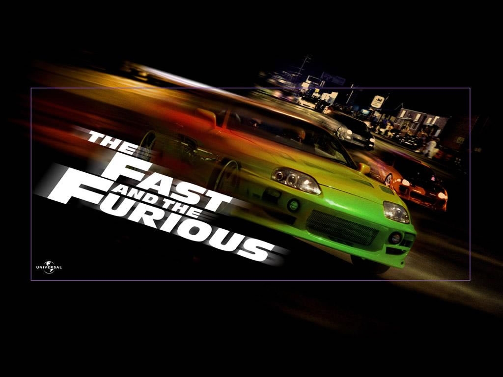 The Fast and the Furious desktop wallpaper 1024 x 768 pixels 1024x768