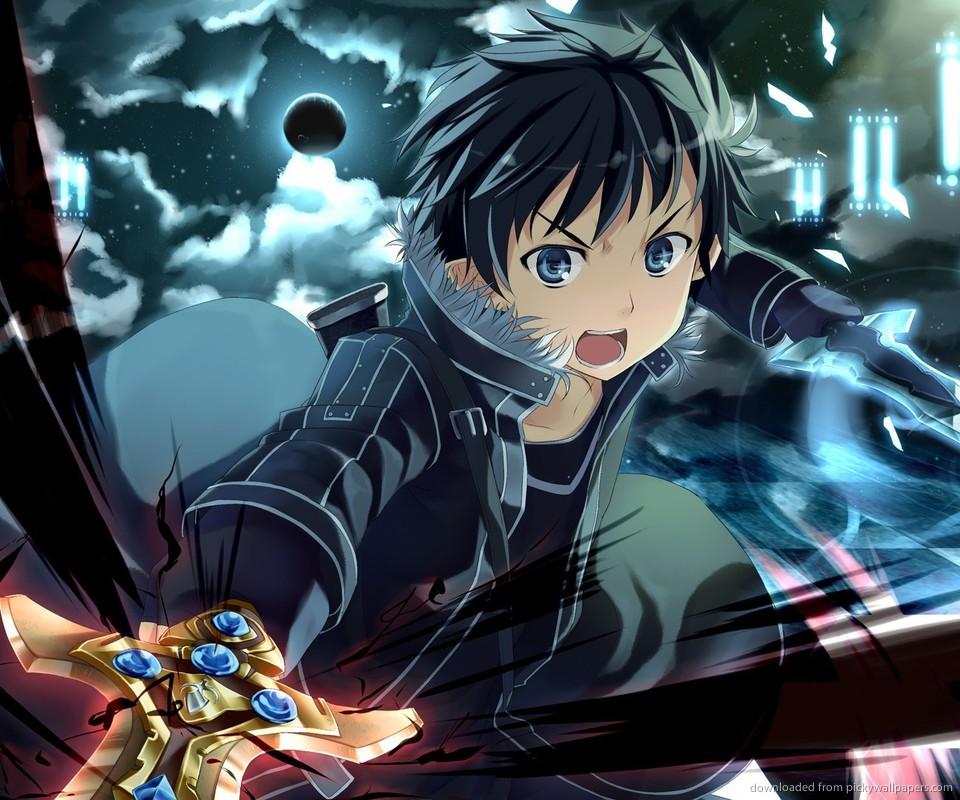 Online Wallpaper: Epic Sword Art Online Wallpapers