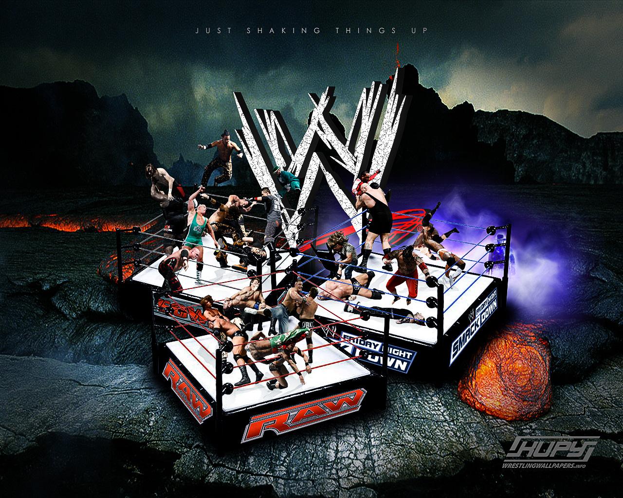 WWE Super Stars Wallpapers HD Nice Wallpapers 1280x1024