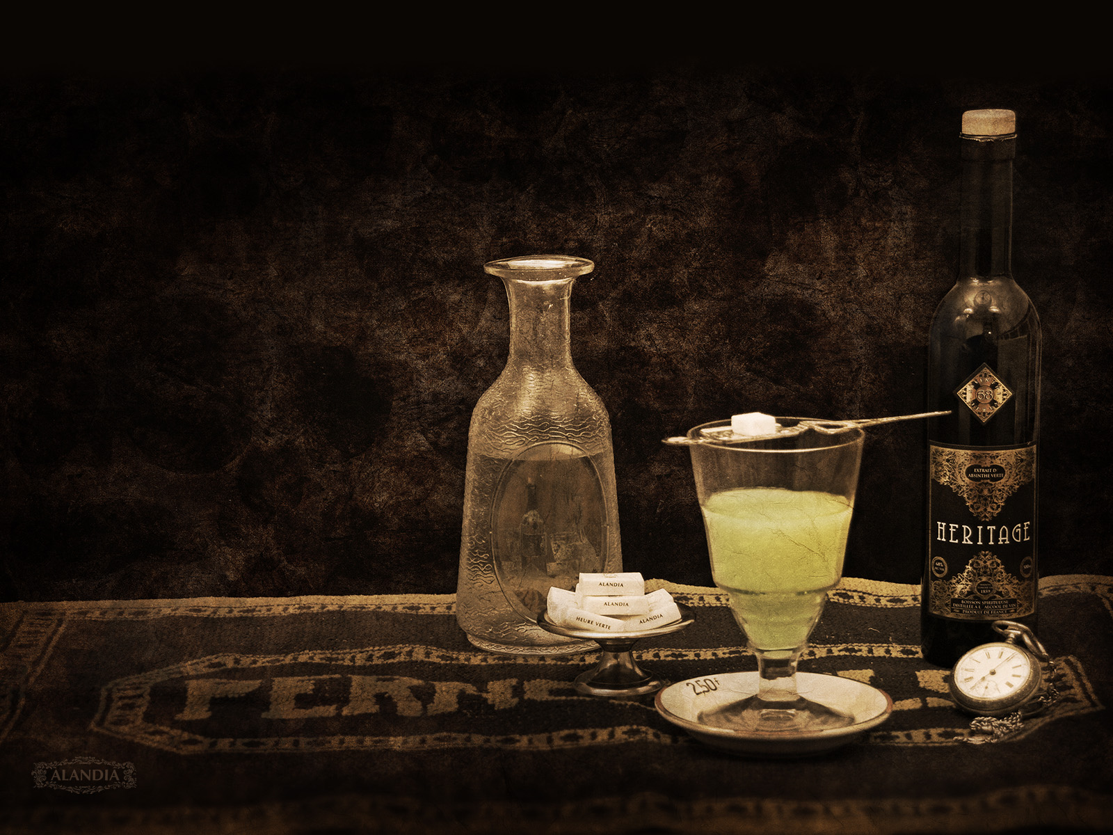Musings and crafting Absinthe Wallpapers 1600x1200