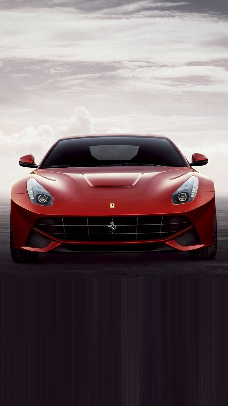 Cool red sports car iPhone 6 Wallpaper HD iPhone 6 Wallpaper 750x1334