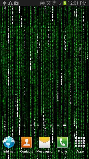 matrix live wallpaper for windows 7 288x512