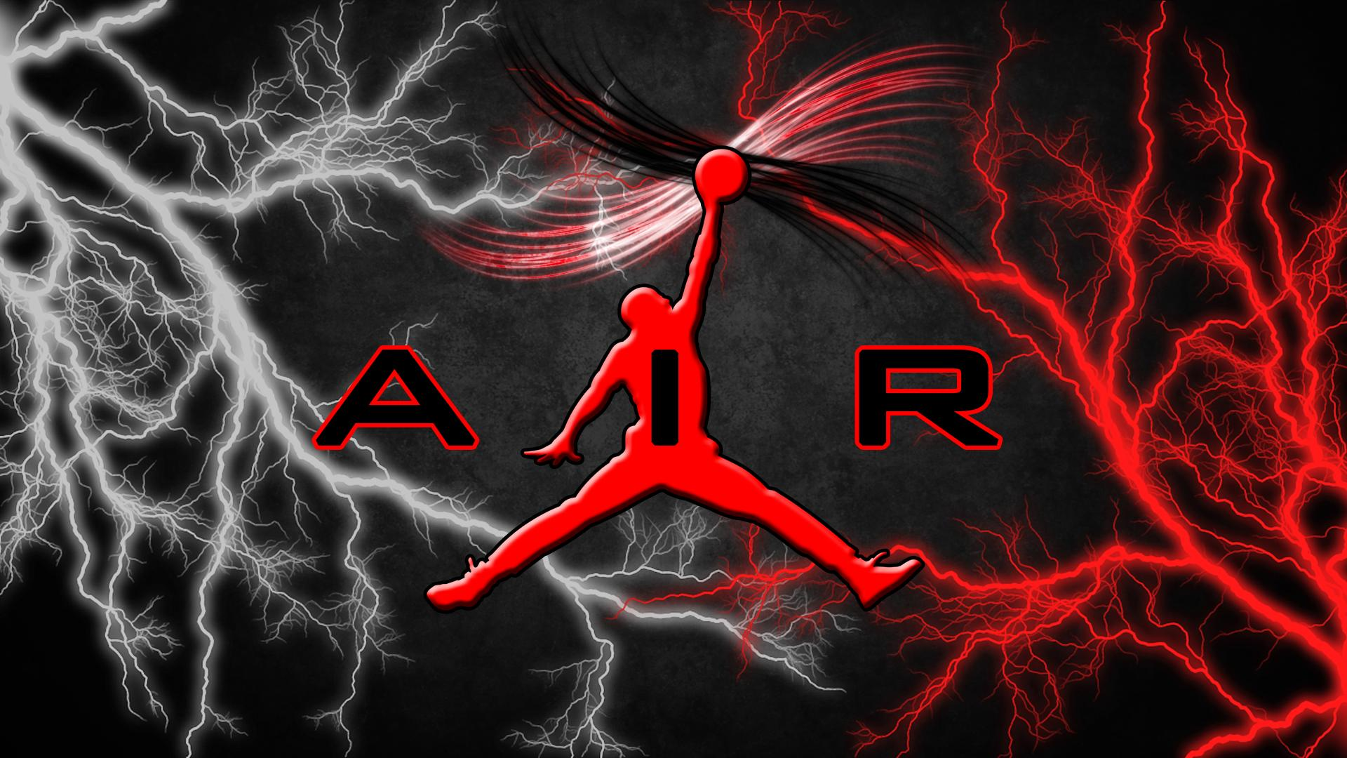 34 HD Air Jordan Logo Wallpapers For Download 1920x1080