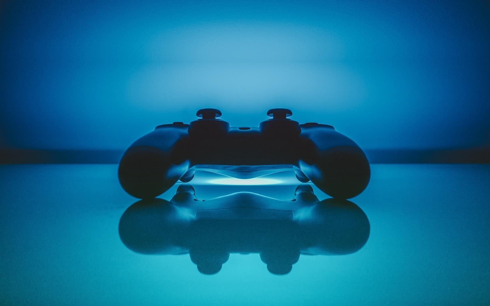 Download wallpaper 1680x1050 joystick controller gamepad 1680x1050