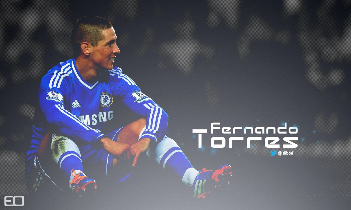 Fernando Torres Wallpaper 2014 by elifodul 1153x692