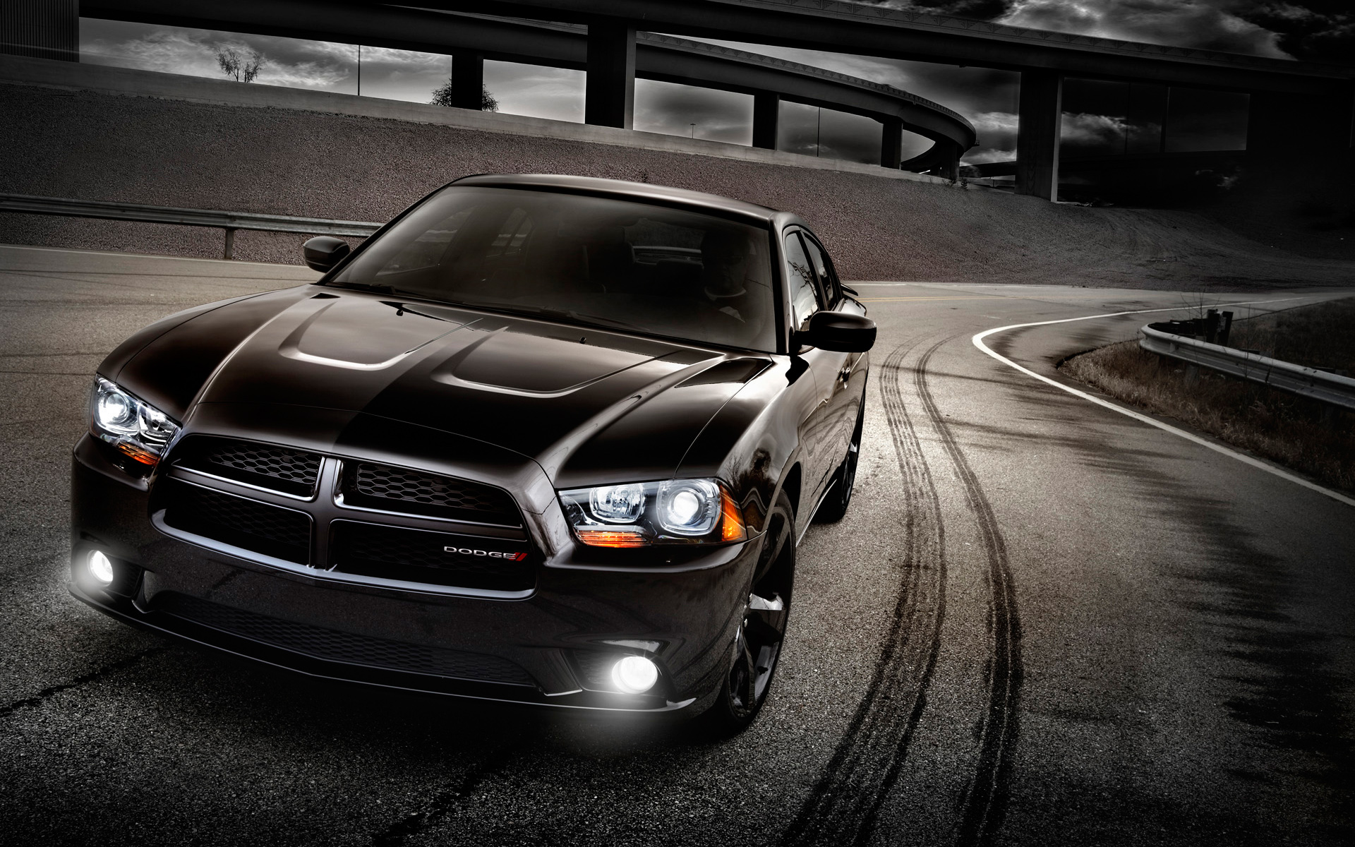 Dodge Charger RT wallpaper 1920x1200