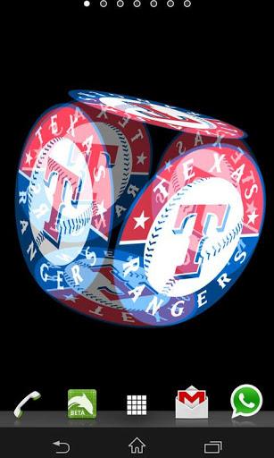3D Texas Rangers Wallpaper for android 3D Texas Rangers Wallpaper 307x512