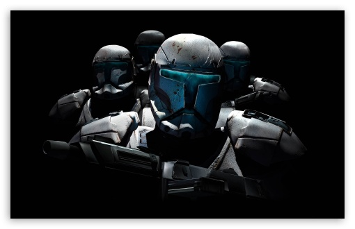 Star Wars Republic Commando HD desktop wallpaper Widescreen High 510x330