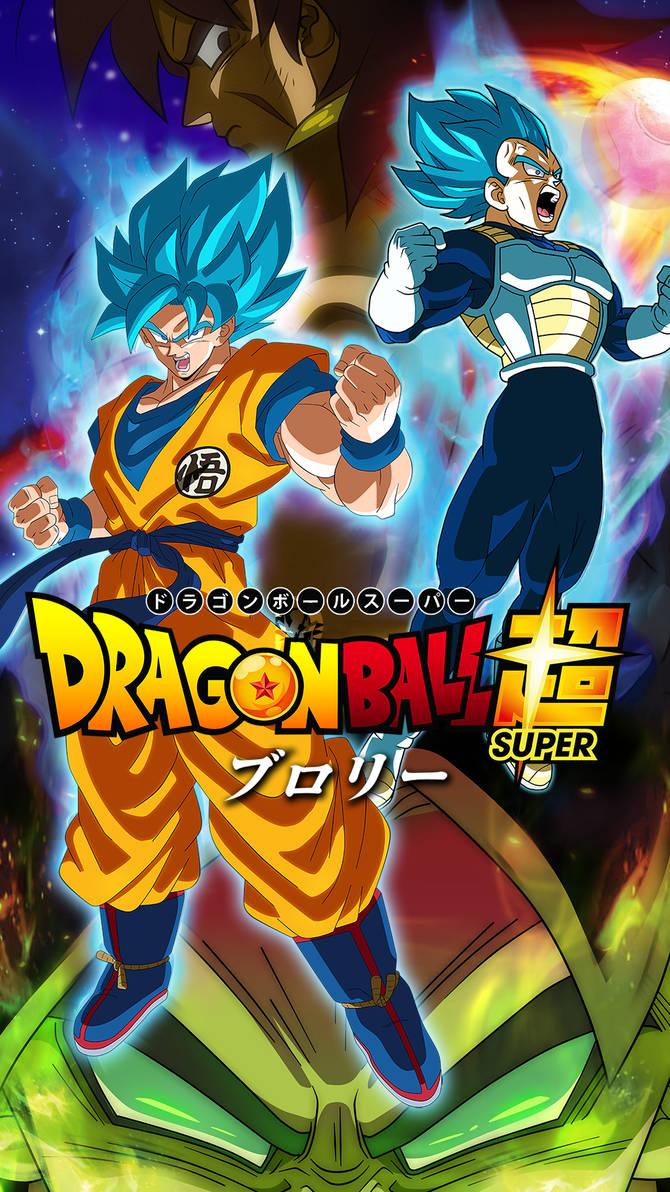 24 Dragon Ball Super Broly Hd Wallpapers On Wallpapersafari