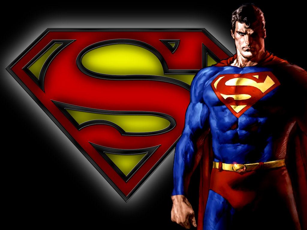 DC Comics Wallpaper 1024x768 DC Comics Comics Superman Logos 1024x768