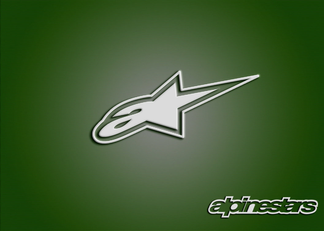 Alpinestar Logo Wallpaper Alpinestars Wallpaper by 1057x755