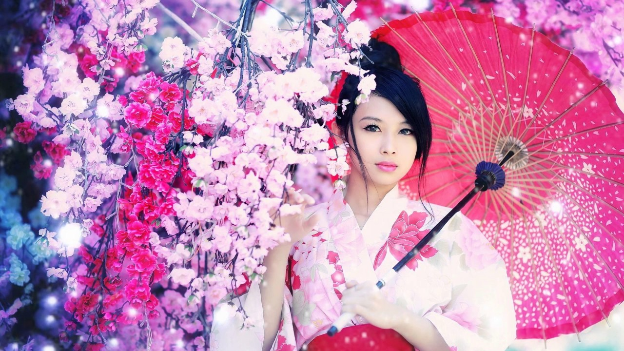 Japanese Folk Songs 1280x720