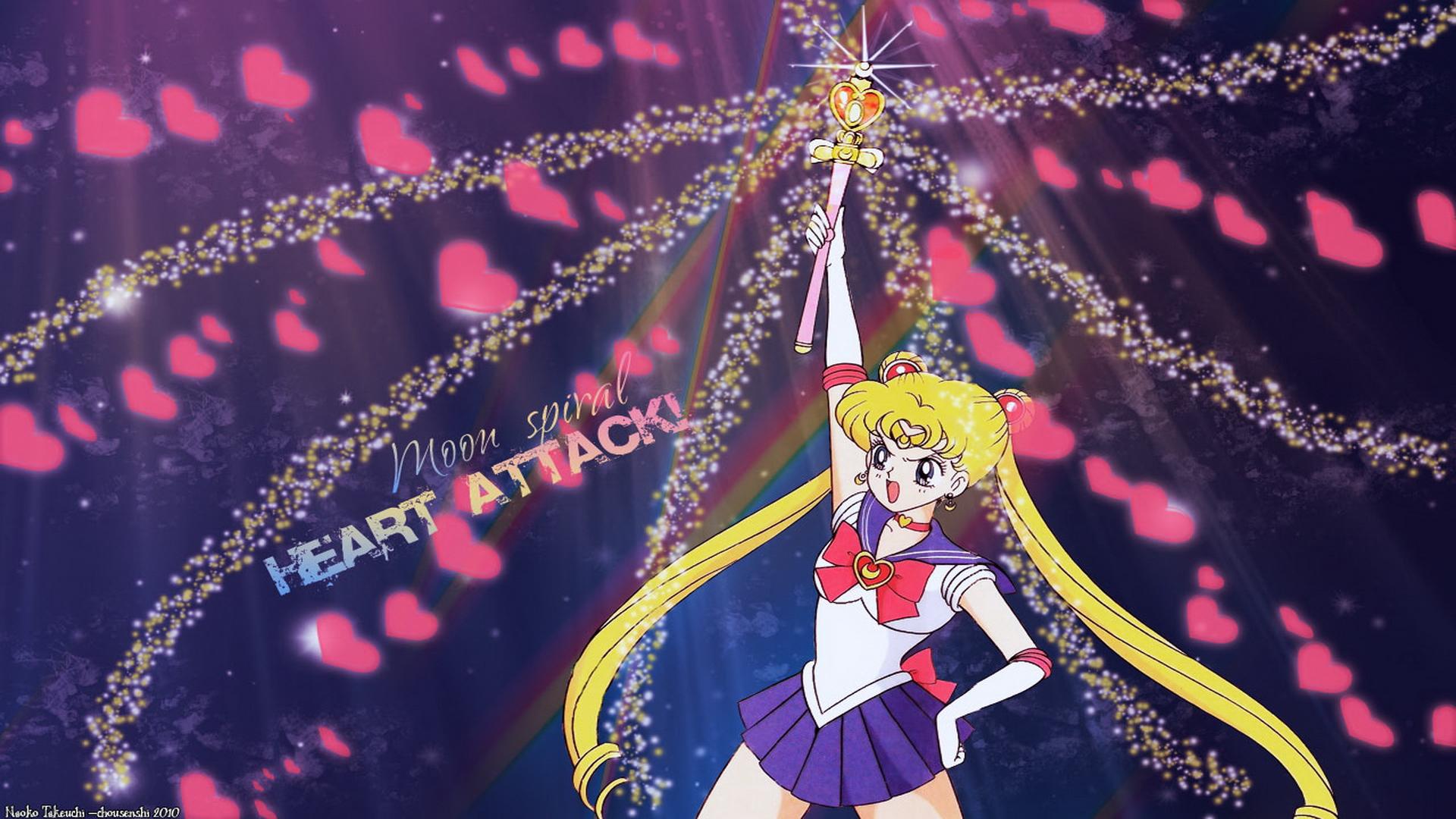 Sailor Moon HD Wallpapers 5 HD Desktop Wallpapers 1920x1080