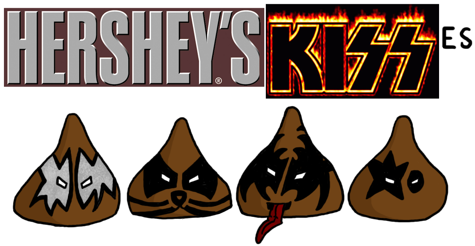 Hershey Kisses Wallpaper Hersheys kisses by elcool 965x499