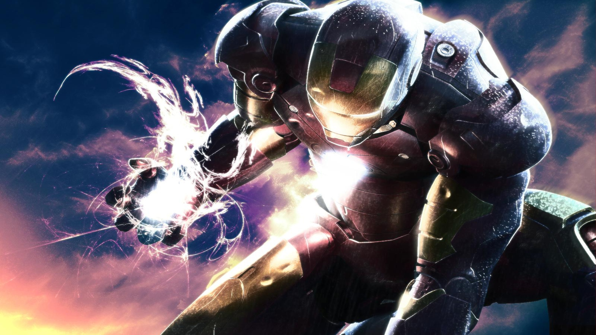 Iron Man HD Wallpaper 1920x1080