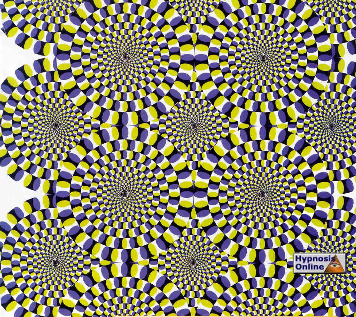 Online Wallpaper: Hypnosis Moving Wallpaper