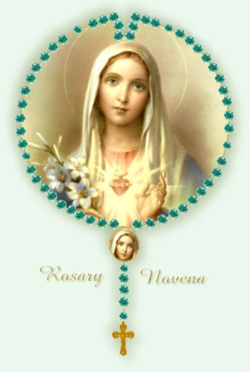 Rosary Wallpaper