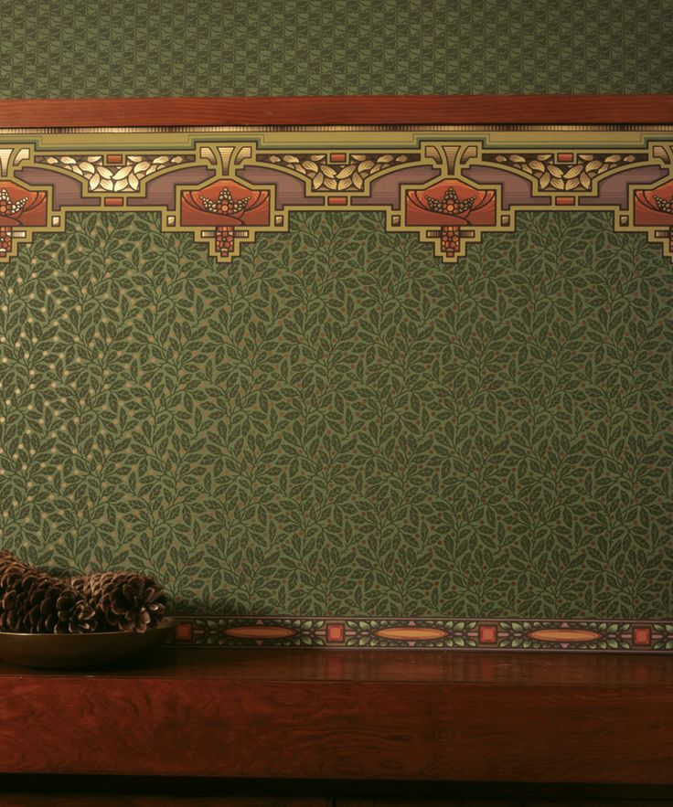 [48+] Arts and Crafts Wallpaper Borders on WallpaperSafari
