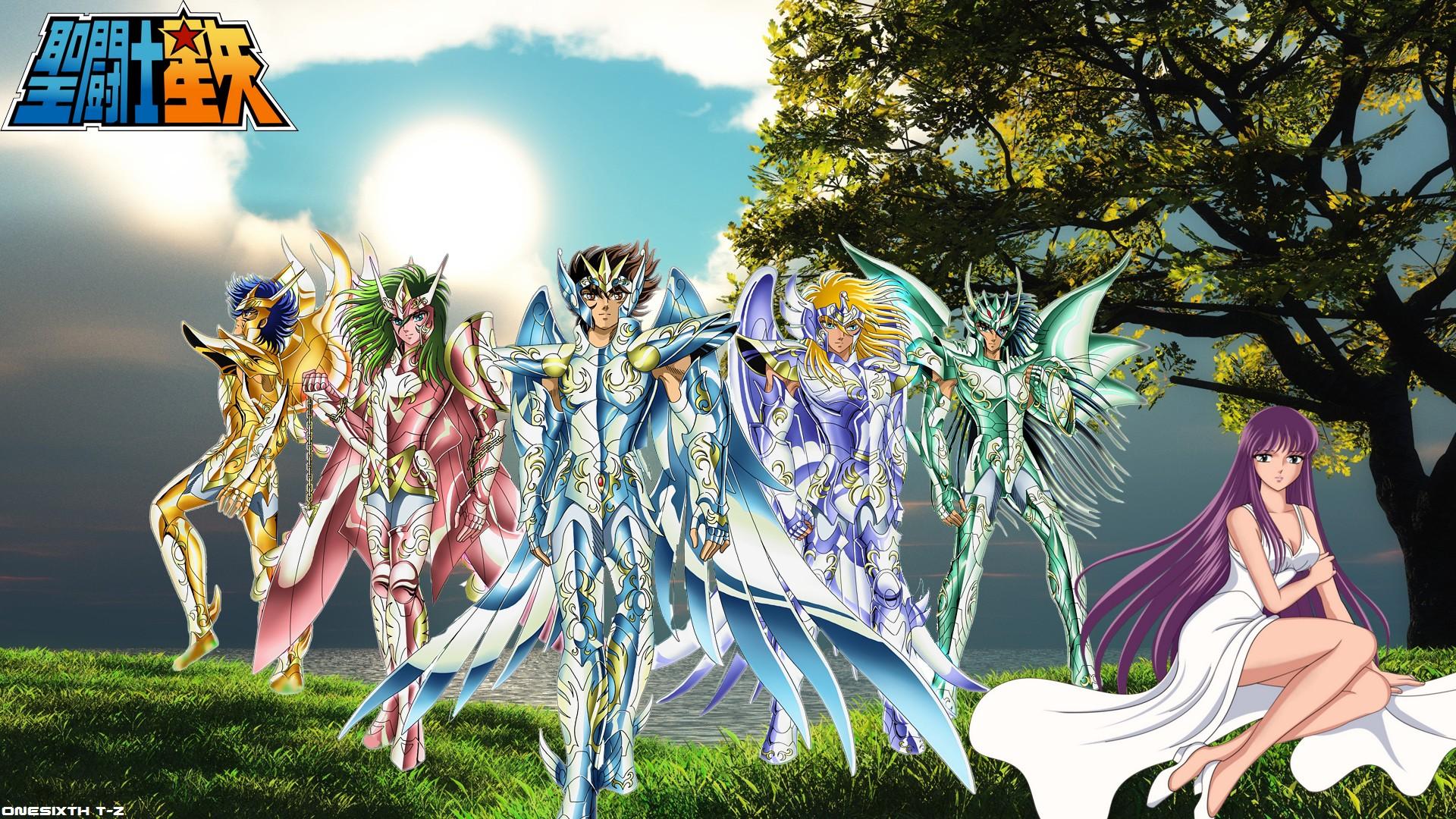 Saint Seiya Wallpapers HD - WallpaperSafari