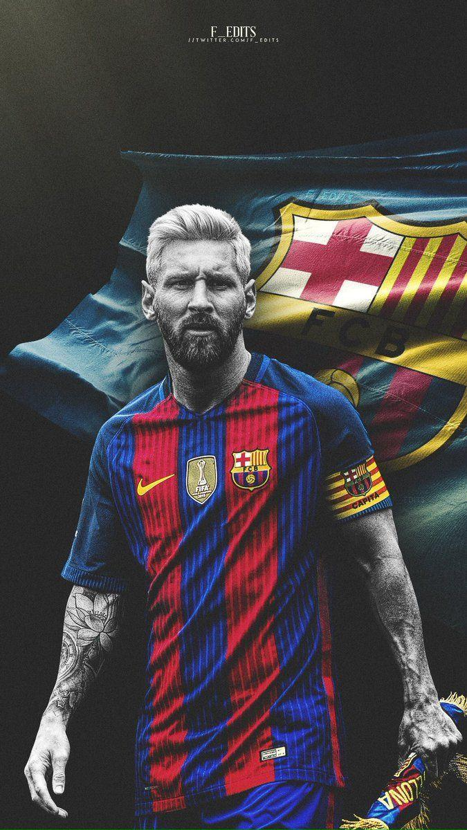 Messi 2017 Wallpapers 675x1200