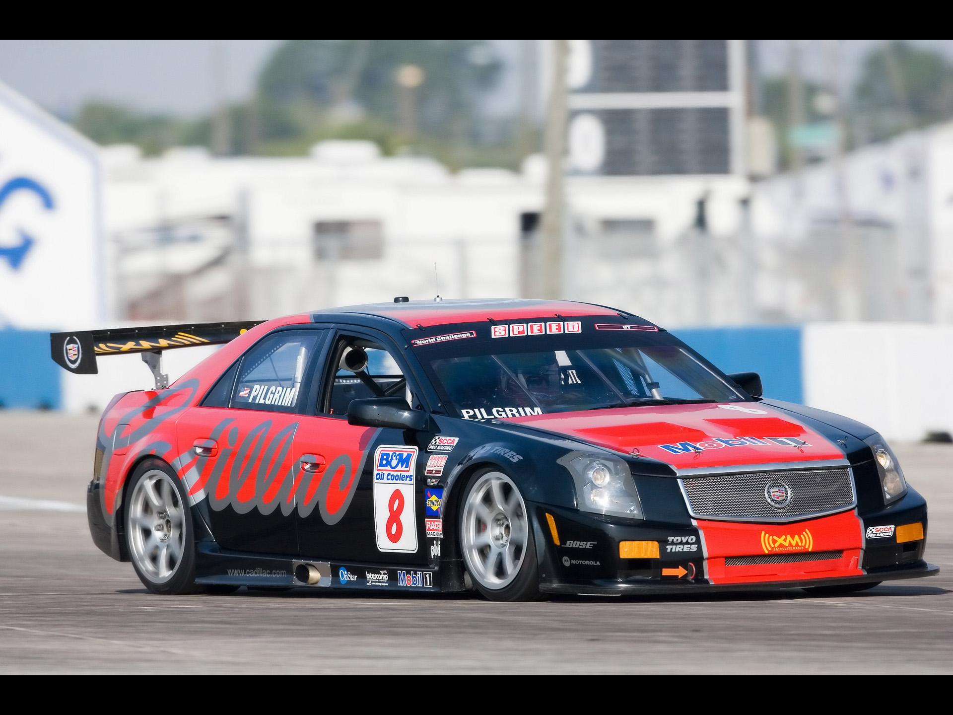 2007 Cadillac CTS V Racing   Sebring 3   1920x1440   Wallpaper 1920x1440