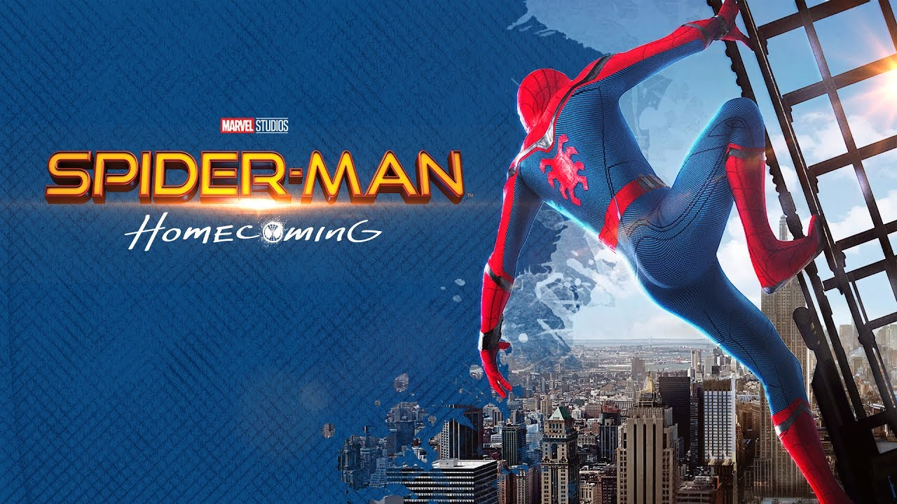 Spiderman homecoming   Photoshop Wallpaper 1280x720