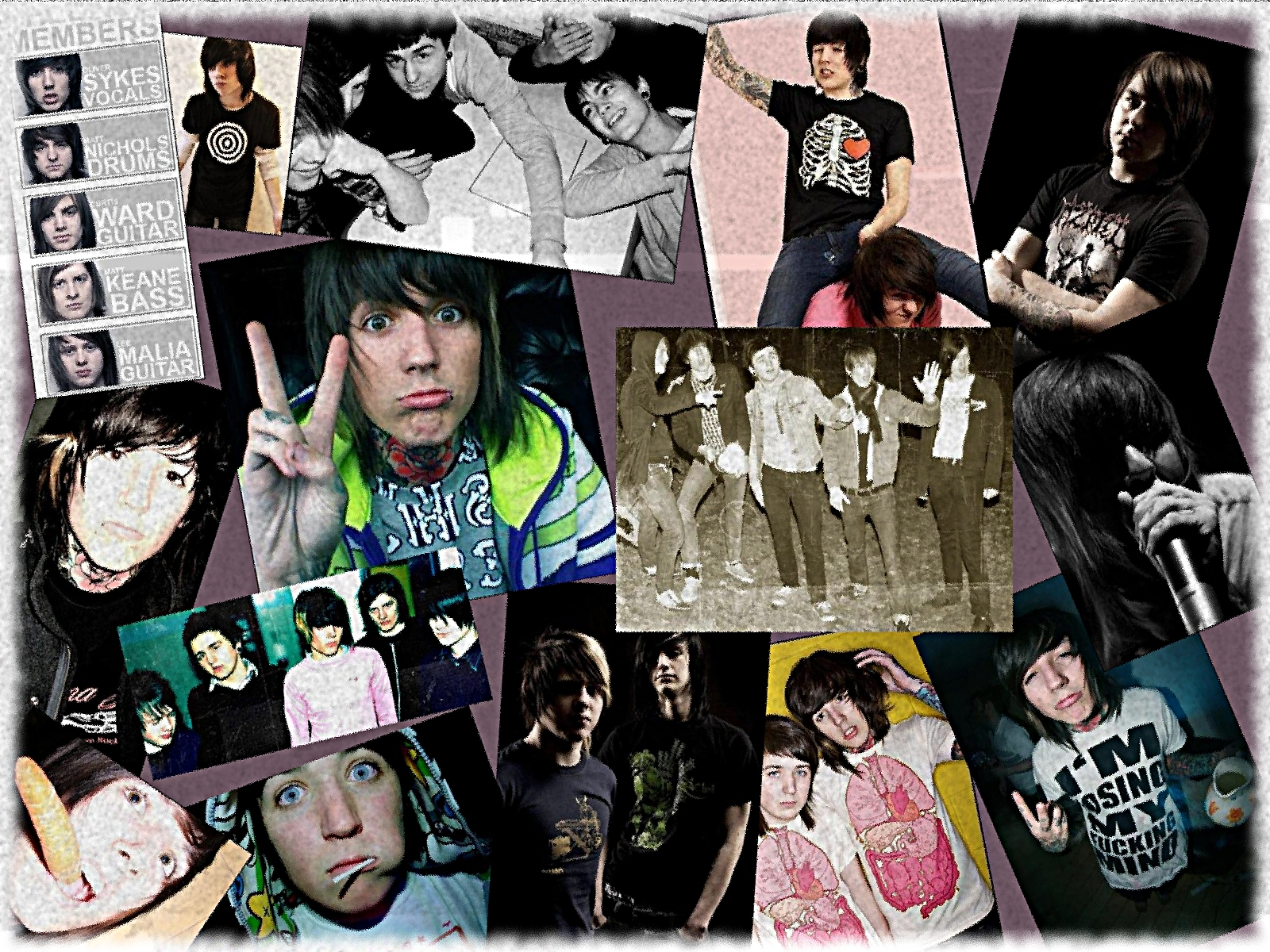 Free Download Bring Me The Horizon Wallpapers 1600x1200 For Your