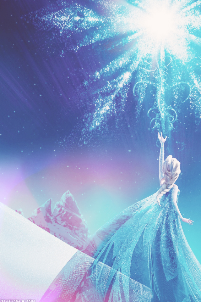 Iphone 5 Disney Frozen Wallpaper 640x960
