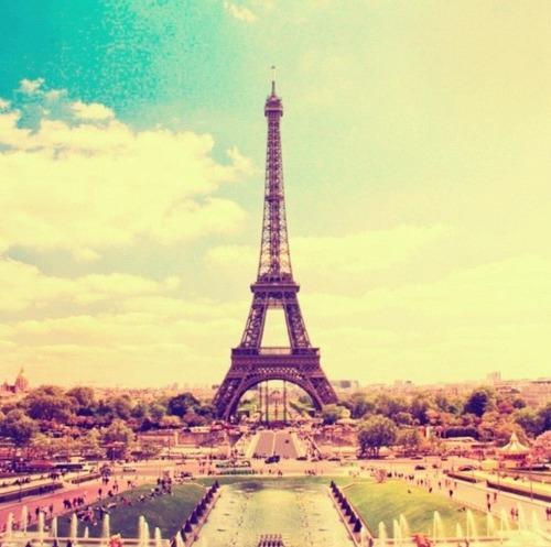 Girly Paris Wallpaper - WallpaperSafari