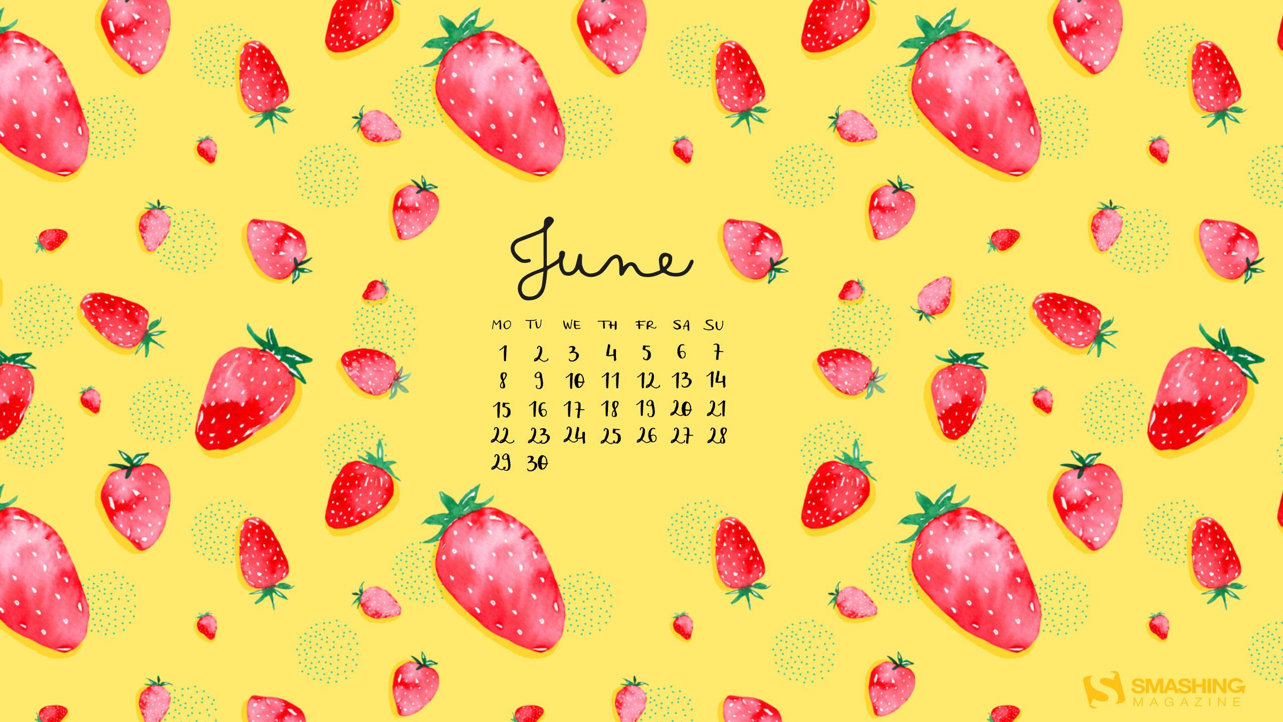 Calendar Background June : Desktop wallpapers calendar june wallpapersafari