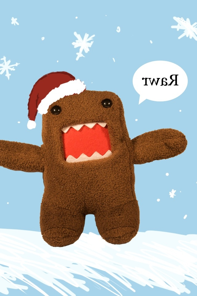 Domo Kun iPhone HD Wallpaper iPhone HD Wallpaper download iPhone 640x960