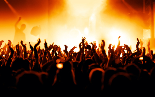 Rock Concert Background Career   jobs   occon gmbh 600x375