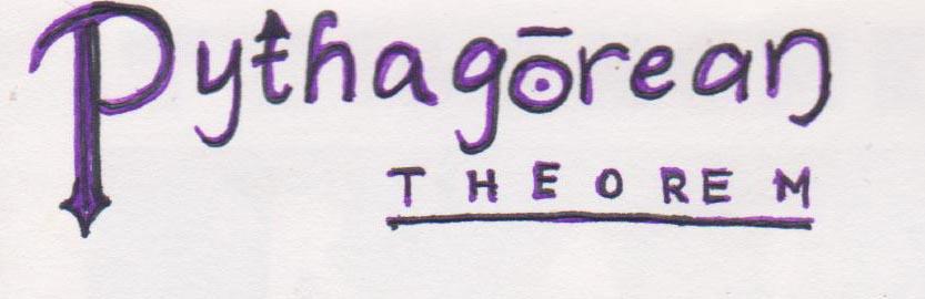 Pythagorean Theorem by CNsuiXide4633 833x270
