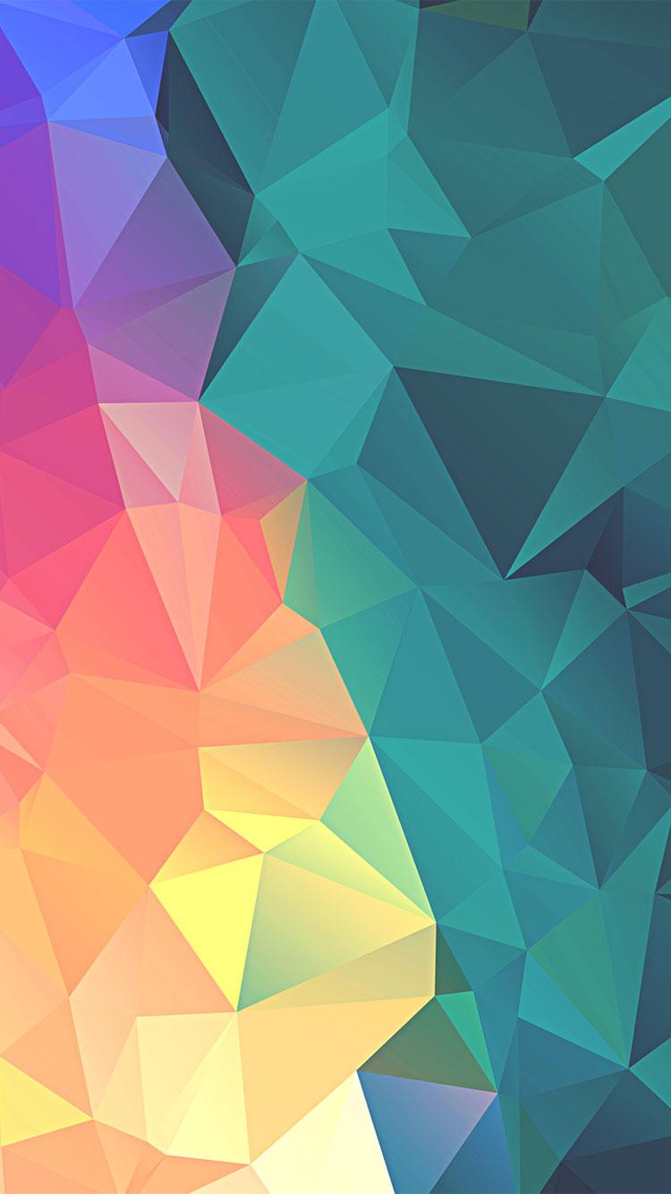 46 Polygon Iphone Wallpaper On Wallpapersafari