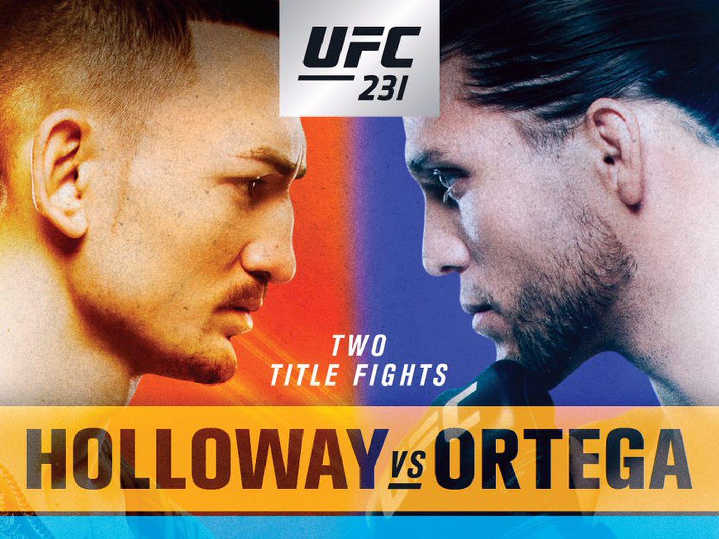 UFC 231 Championship Fight Staff Predictions   MMA Today 1400x1050